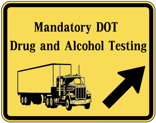 DOT Chain of Custody Testing